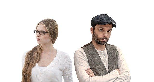 homem e mulher